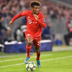 Manchester City Considering Kingsley Coman to Replace Leroy Sane